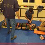 DRK - Bereitschaftsabend Stationsausbildung