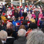 Adventszeit begann in Leimen mit stimmungsvollen Weihnachtsmarkt