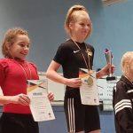 Heben: Chantal Schulz in überragender Verfassung beim DGJ-Schülerpokal in Rodewisch