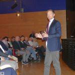 Wild-Halle proppenvoll bei FDP-Chef Lindner - Leimens OB Reinwald war auch da