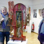 """Sonntag: Finissage der Ausstellung """"SAKRAL"""" mit Führung im Neuen Rathaus Leimen"""