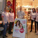 Rossmann-Filiale im ehemaligen Markthaus in Nußloch eröffnet - 10% Startrabatt