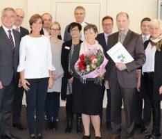 Erster Landesbeamter Joachim Bauer feiert 40-jähriges Dienstjubiläum