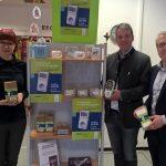 Strom-Messgeräte können in Leimens Stadtbücherei ausgeliehen werden