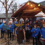 Weihnachtsgrüße vom Musikverein St. Ilgen