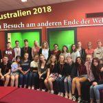 Tolle Erlebnisse: Schüler des Fr.-Ebert-Gymnasiums auf Australien-Schulbesuch
