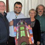 Michael Reinig ist neuer Vorstand des Grünen Ortsverbandes Leimen
