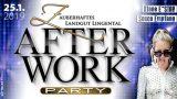 Afterwork-Party auf dem Zauberhaften Landgut Lingental mit Djane E*Star