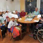 Fröhlicher Jahresausklang von Jung und Alt im Ulla-Schirmer-Haus