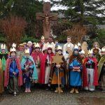 Diljemer Sternsinger-Gruppen sammelten fast 7000 € an Spenden