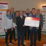 Rekord: Nußlocher Gemeindebücherei erhält 15.000 € Spende vom Freundeskreis