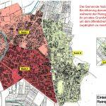Nußloch: Ankündigung Straßenreinigung – Bitte Straßenränder freihalten