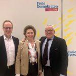 MdB Dr. Jens Brandenburg führt FDP-Arbeitsgruppe für Bildung und Forschung
