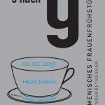 Ökum. Frauenfrühstück am 2. Februar: Marion Tauschwitz zu Hilde Domin
