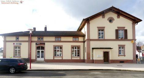 Ausbau der Bahnsteige am Bahnhof St.Ilgen-Sandhausen – Start am Montag