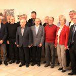 Neujahrstreffen der TG 1889 Sandhausen - Langjährige Mitglieder geehrt