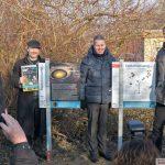 1000 Meter Evolutionsweg in Gauangelloch: Seit Pyramidenbau ist nur 1 mm vergangen