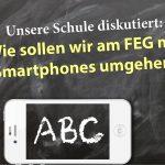 FEG Sandhausen: Wie soll unsere Schule künftig mit Smartphones umgehen?