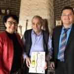 CDU-Kreistagsfraktion gratulierte ihrem Vorsitzenden Bruno Sauerzapf zum 75. Geburtstag