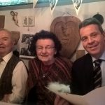 Diamantene Hochzeit im Hause Helmut und Christa Weber