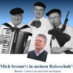Sonntag in Nußloch: Les Troubadours und Alexander Rajcsányi