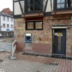 Leimener Post in die Turmgasse umgezogen - Baustelle erschwert Erreichbarkeit