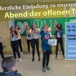 Übergang aufs Gymnasium - Infoabend am Friedrich-Ebert-Gymnasium