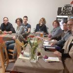 Hauptversammlung der Freien Wähler Leimen: Mathias Kurz neuer Vorsitzender