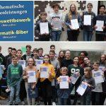 Fr.-Ebert Gymnasium: Mathe-Asse erfolgreich beim Landeswettbewerb Mathematik