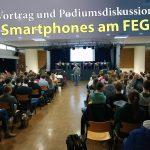 Diskussion am Friedrich-Ebert-Gymnasium – Beziehung Smartphones & Schule