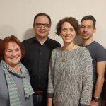 Kreistagskandidaten der Freien Wähler Leimen - Anita Kühner führt Liste an