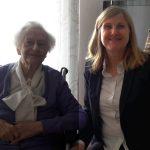 Irmgard Arnold zum 90. Geburtstag