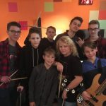 Band der Otto-Graf-Realschule Leimen rockte RegioFinale des SchoolJam-Wettbewerbs