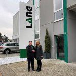 LANG Industrie Dienst spendet 600 € an Ökumenischen Hospizdienst