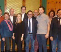 Ein liberales Kompetenzteam für Leimen – </br>FDP stellt Liste für Gemeinderatswahl auf