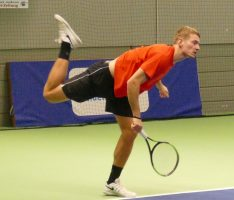 Tennis: Niklas Albuszies von TC BW Leimen belegt 3. Platz bei Bezirksmeisterschaften