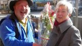 Leimener Wochenmarkt: </br>Von Valentinstag-Geschenken und Grünkohl