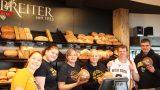 Bäckerei Breiter präsentierte Wildbees-Brotkreation: Natürlich mit Honig