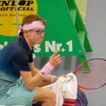 BTV stellte zwei Sieger beim Badischen Tennis-Cup: David Fix und Julia Stusek