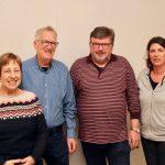 Grünen Nominierung für die Kreistagswahl im Wahlkreis 9