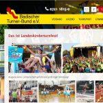 Noch 100 Tage bis zum Landes-Kinderturnfest 2019 in Bruchsal