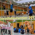 Kursstufenturnier am Friedrich-Ebert-Gymnasium – Volleyball und Fußball