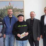 Gemeinde Sandhausen: Georg Bojeczan – Einstieg in den Ruhestand geglückt