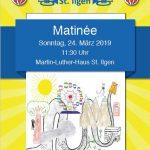 Frühlings-Matinée des Musikvereins St. Ilgen am 24. März