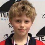 Tennis Altersklasse U9: Samuel vom TC Blau-Weiß Leimen siegt in Wiesbaden