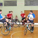 Wechselhafter Saisonstart der Radballer