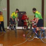 Leimener Radballer schaffen Klassenerhalt