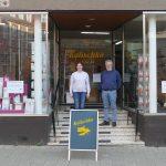 70 Jahre Schuhmacherei Kalischko - Jubiläums-Sektempfang am Samstag