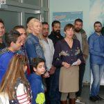 """Ausstellung """"Begegnungen"""" im Foyer des Bäderparks Leimen eröffnet"""