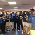 Kegel-Bundesliga: GH78/GW Sandhausen siegt und sichert Klassenerhalt